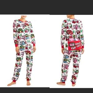 NWOT Camper RV onesie 2 available both small